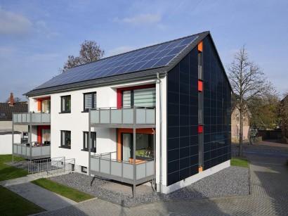 Photovoltaik Photovoltaik Fassaden Auch Fur Mieterstrommodelle