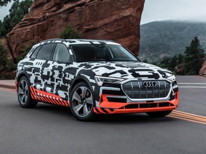 Electric Vehicles Audi Etron Gets Electrohydraulic Brake Control - Audi etron