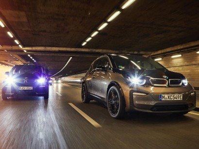 Battery Bmw Increases Battery Capacity On Its I3 Electric Car