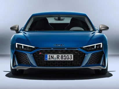 Automotive Engineering Audi Updates R Super Sports Car - Audi super car