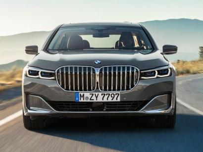 Fahrzeugtechnik überarbeitete Bmw 7er Reihe Bekommt Einen Neuen V8