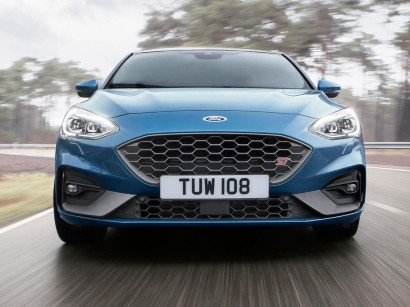 Automotive Engineering Turbo Petrol Engine In The New Ford