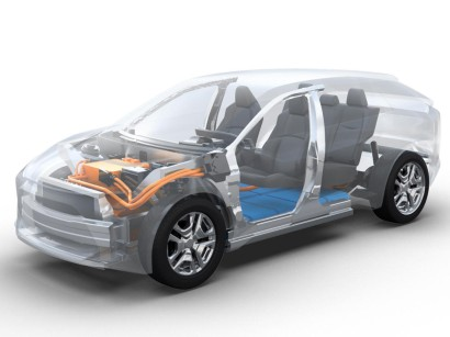 Toyota Company Latest Models >> Companies Institutions Toyota And Subaru To Share Electric