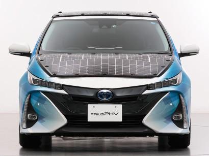 Toyota Plug In Hybrid >> Plug In Hybrid Toyota Testing Prius Plug In Hybrid With