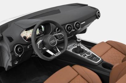 Automobil + Motoren | Audi zeigt neues TT-Interieur auf der CES ...
