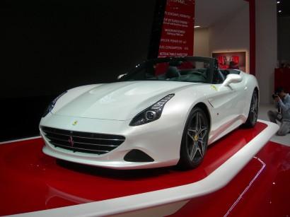 Automobil Motoren Ferrari Maximiert Die Motorleistung Des