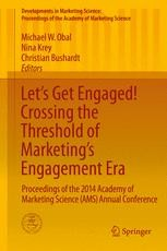Proceedings of the 2009 Academy of Marketing Science (AMS) Annual Conference