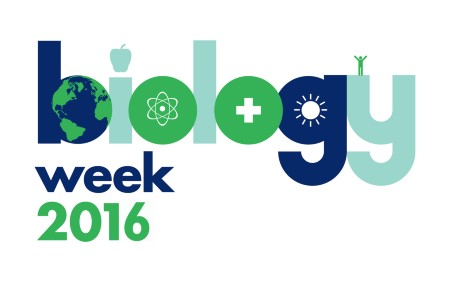 Biology Week 2016 logo