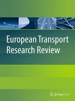 European Transport Research Review - SpringerOpen