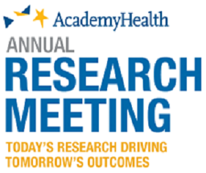 Academy Health Annual Research Meeting 2017