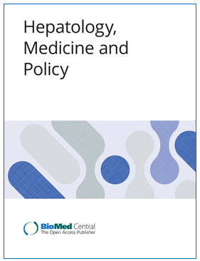 Hepatology, Medicine and Policy journal cover
