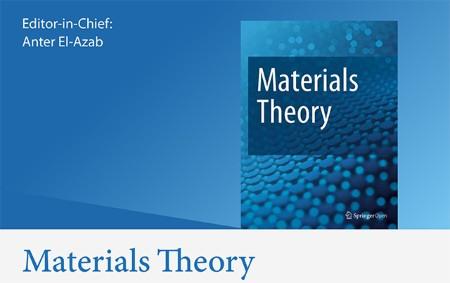 Materials Theory articles