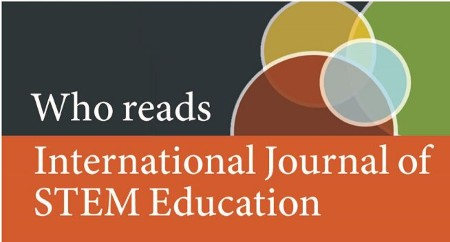 International Journal of STEM Education | Home page
