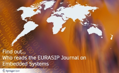 Who reads the EURASIP Journal on Embedded Systems