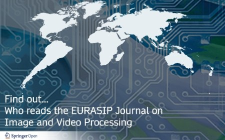 Who reads the EURASIP Journal on EURASIP Journal on Image and Video Processing