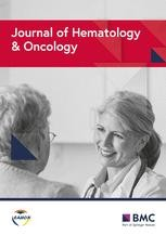 Journal of Hematology & Oncology Journal Cover