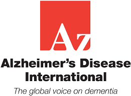Alzheimer's Disease International logo
