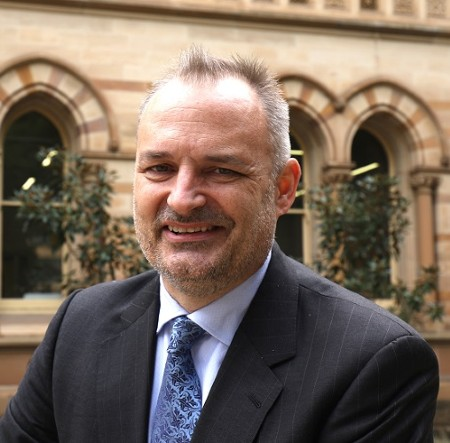 Dr Mark Boyd