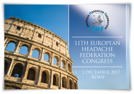 11th European Headache Federation Congress