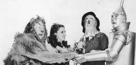 The Wizard of Oz most 'influential' film of all time according to network science