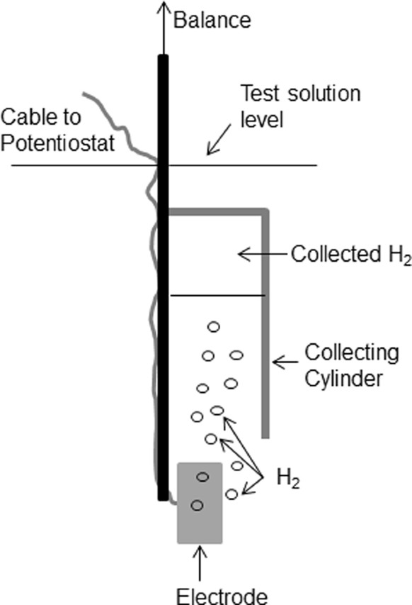 The contribution of hydrogen evolution processes during corrosion figure 1 ccuart Choice Image