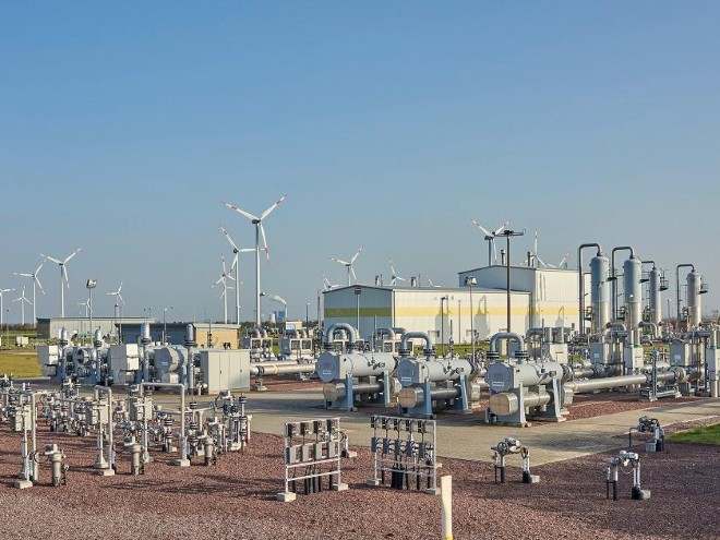 SpringerProfessional: Erster deutscher Erdgasspeicher wird fit für Wasserstoff.
