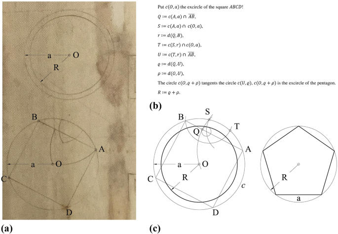Pentagons In Medieval Sources And Architecture Springerlink