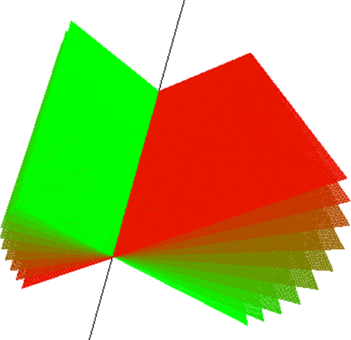 Direct Linear Interpolation of Geometric Objects in Conformal ...