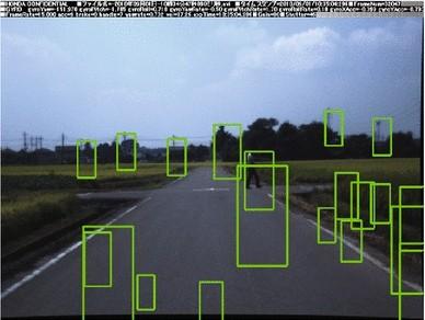 Onboard monocular pedestrian detection by combining spatio ...