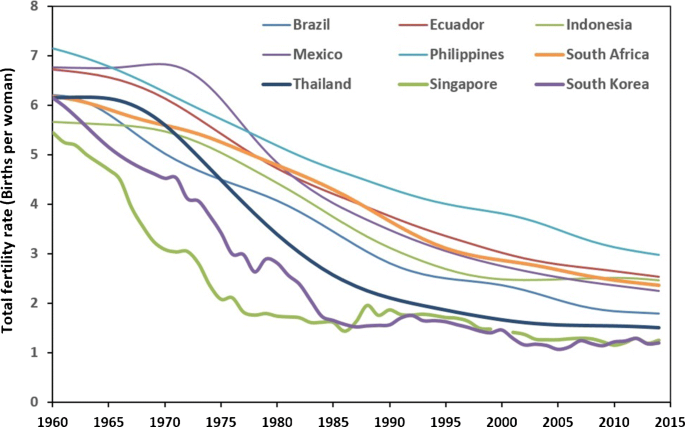 The education gender gap and the demographic transition in ...