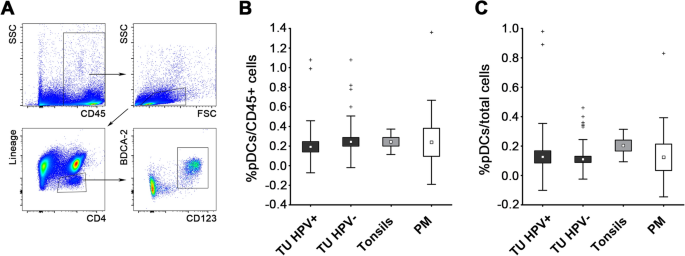 The cytokine milieu compromises functional capacity of tumor ...