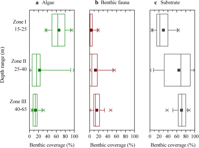 Benthic primary production and respiration of shallow rocky ...
