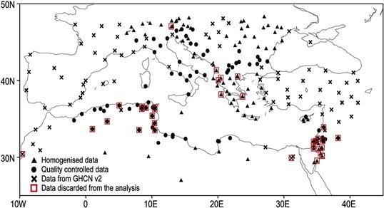 Mediterranean summer air temperature variability and its ...