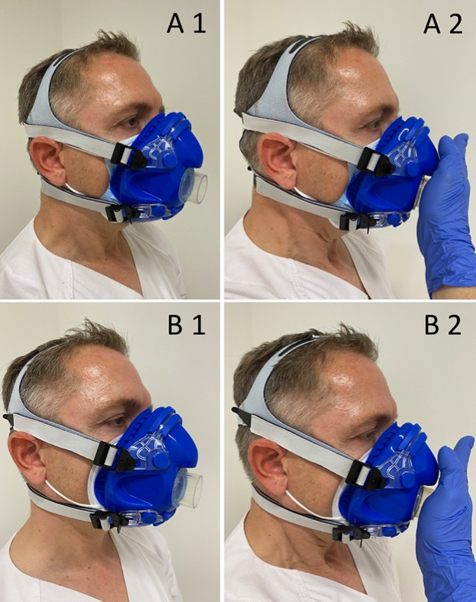 Effects of surgical and FFP2/N95 face masks on cardiopulmonary ...