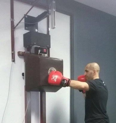 Choices enhance punching performance of competitive kickboxers