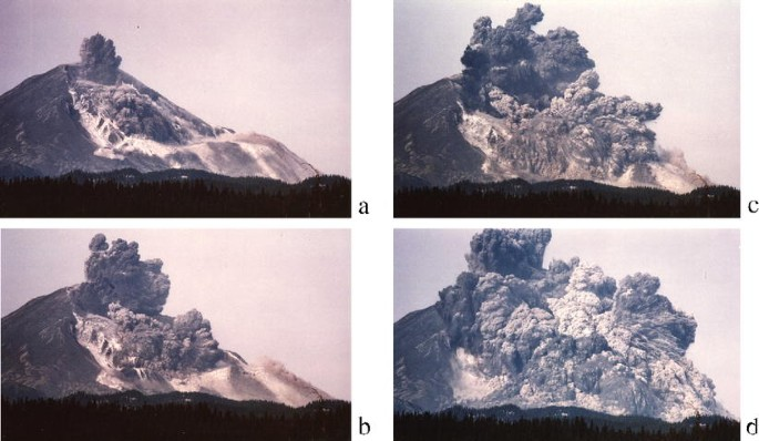 Directed blasts and blast-generated pyroclastic density currents ...