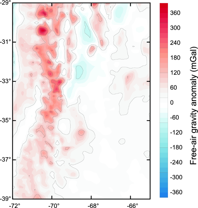 Lithospheric density structure of the southern Central Andes ...