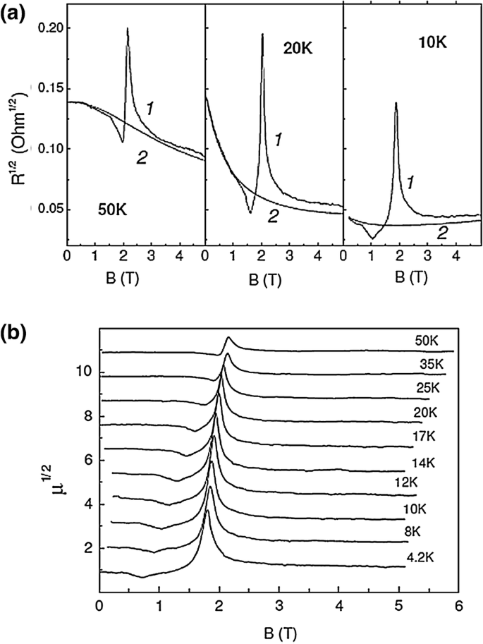 Electron Spin Resonance In Strongly Correlated Metals Springerlink