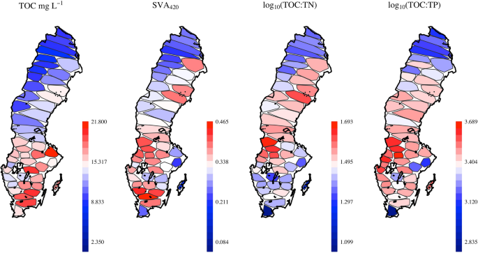 Trade-offs Between Light and Nutrient Availability Across ...