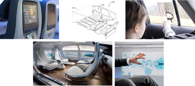 Challenges in passenger use of mixed reality headsets in cars and ...