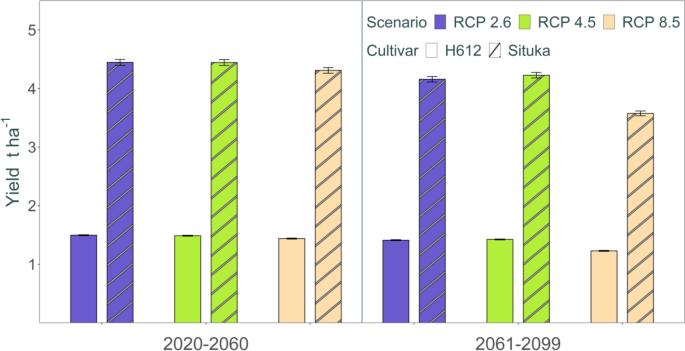 Can Tanzania's adaptation measures prevent future maize yield ...