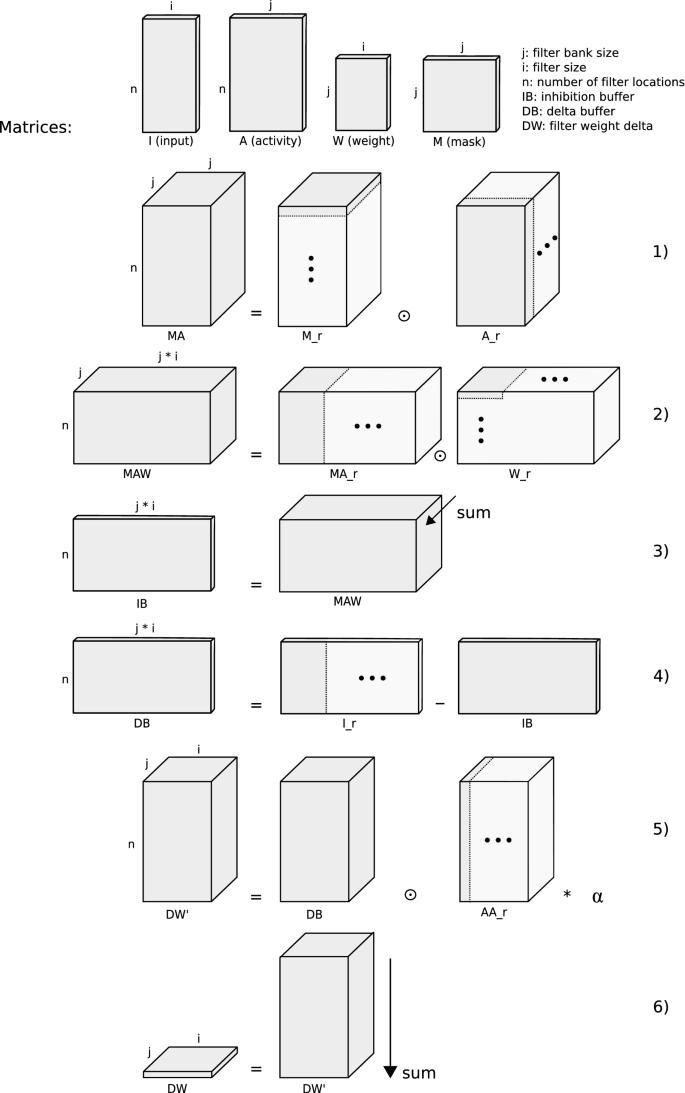 Cumulative inhibition in neural networks   SpringerLink