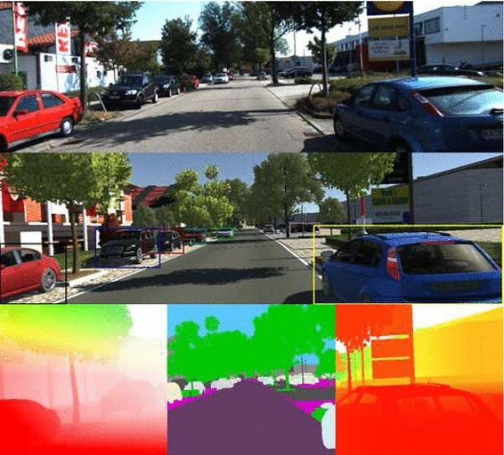 Parallel vision for perception and understanding of complex scenes ...