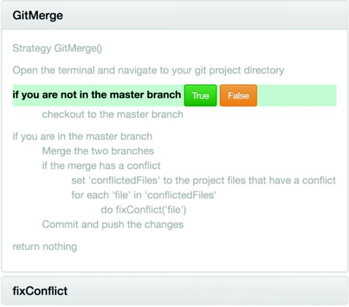 Explicit Programming Strategies Springerlink