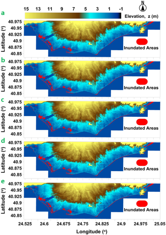 Assessing the Vulnerability of a Deltaic Environment due to ...