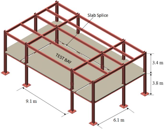 Design Of An Astm E119 Fire Environment