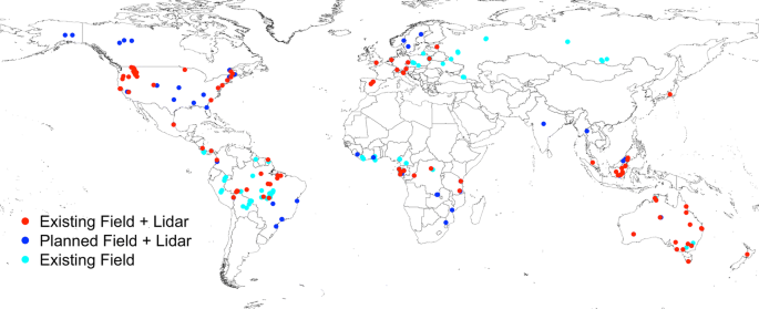 The Importance of Consistent Global Forest Aboveground Biomass ...