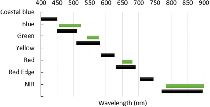Accuracy of carrot yield forecasting using proximal hyperspectral ...