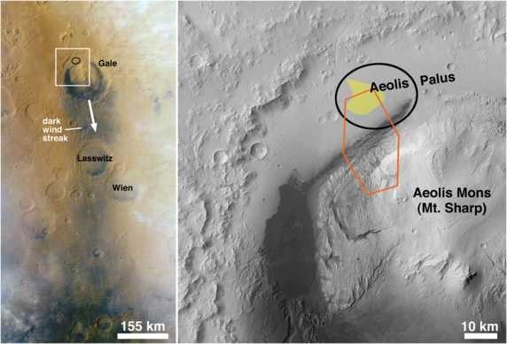 Curiosity's Mars Hand Lens Imager (MAHLI) Investigation   SpringerLink