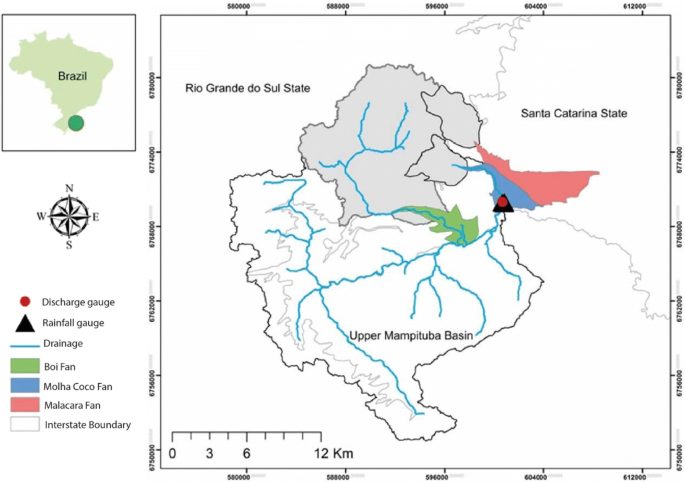 Flood Hazard Mapping in Alluvial Fans with Computational Modeling ...